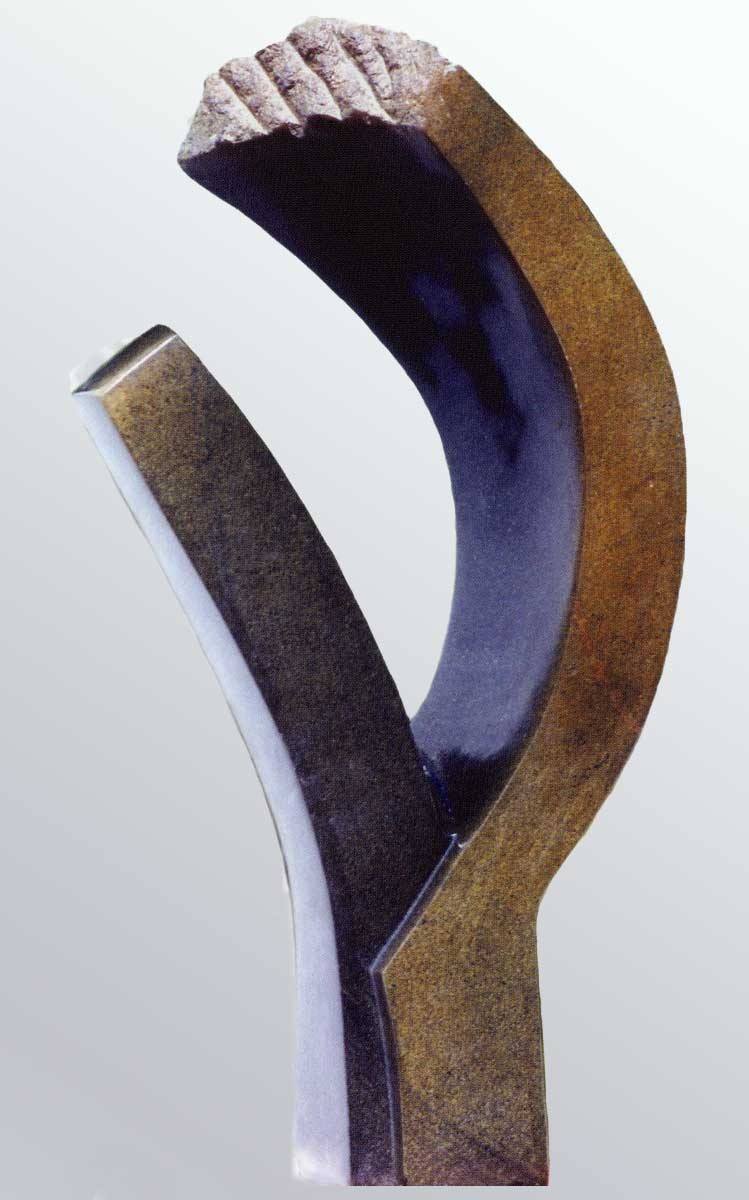 1. Preisträgerin des Kristin Diehl Sculpture Price 2002Perlagia Mutyavaviri